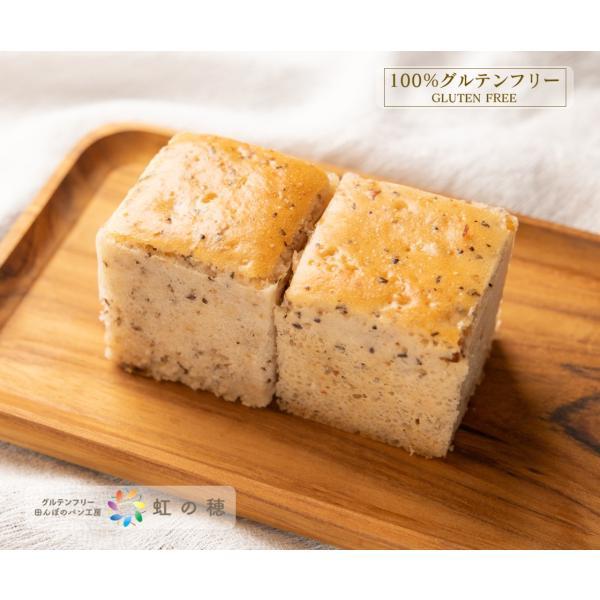 グルテンフリー パン 米粉パン プチイチジクくるみパン(3個入り)|nijinoho-store