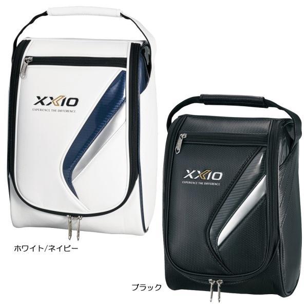 ゼクシオ シューズケース GGA-X109 【 ボストンバッグ・シューズ・クラブケース類 | ダンロップ(DUNLOP) 】