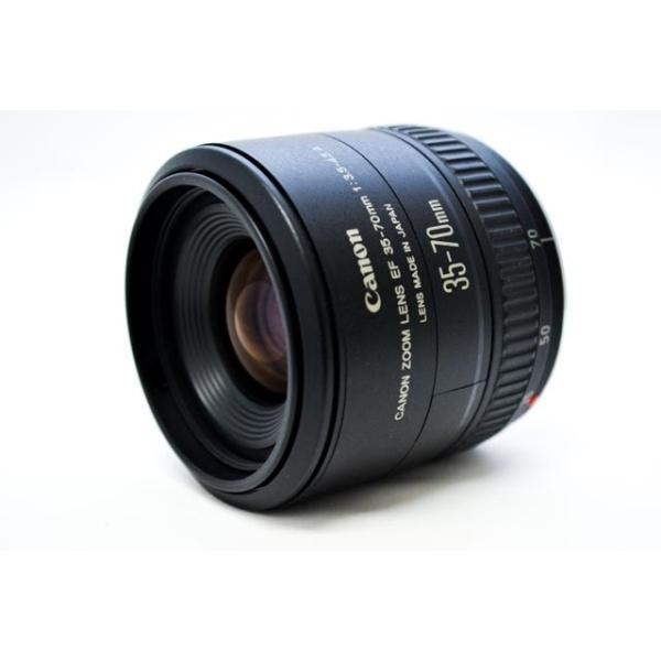 キャノン CANON EF35-70mm F3.5-4.5A 交換レンズ