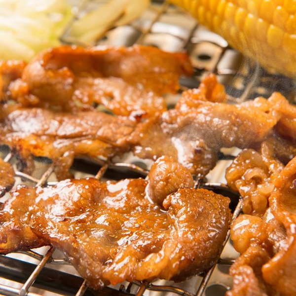 牛肉 焼肉 キング カルビ 500g スーパーリーズナブル 約2-3人前 肉 バーベキュー カルビ丼 訳あり 価格|niku-donya|03