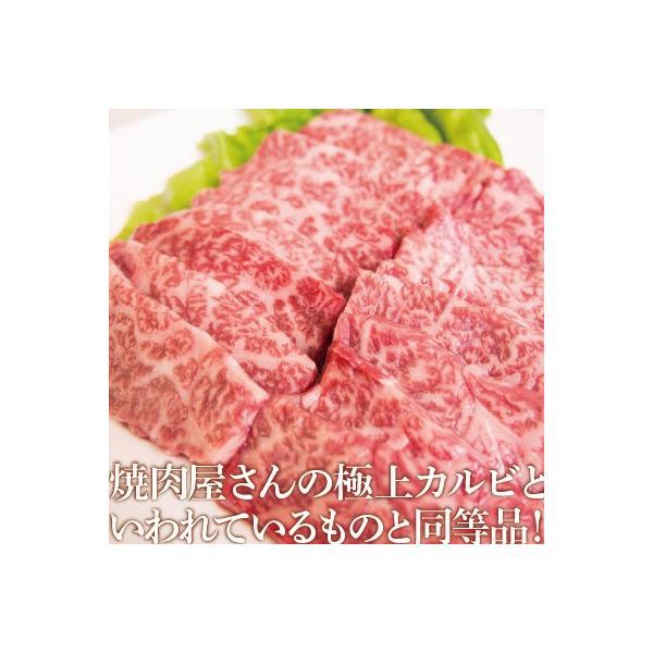 国産 厳選カルビ 400g 約2-3人前 肉 牛肉 焼肉 バーベキュー|niku-donya|03