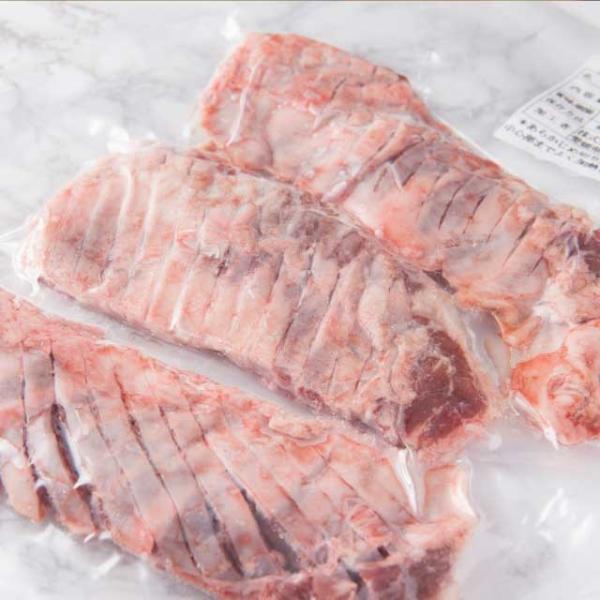 送料無料 牛肉 カルビ ステーキ 500g  ブリスケットスカート 肉 焼肉 バーベキュー|niku-donya|06