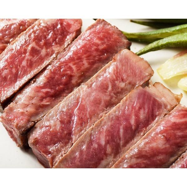 国産牛 サーロイン 厚切り ステーキ  1ポンド(450g以上) ステーキ肉 ブロック わけあり|niku-donya|04