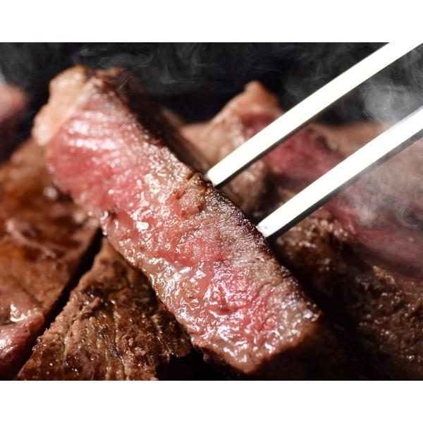 国産牛 サーロイン 厚切り ステーキ  1ポンド(450g以上) ステーキ肉 ブロック わけあり|niku-donya|05
