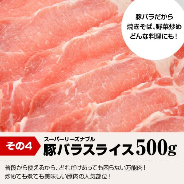 【送料込】メガ盛り3キロ!スーパーリーズナブル焼肉セット(キングカルビ500g+牛ホルモン500g+ウィンナー1kg+豚バラ500g+豚とろ500g)|niku-donya|06