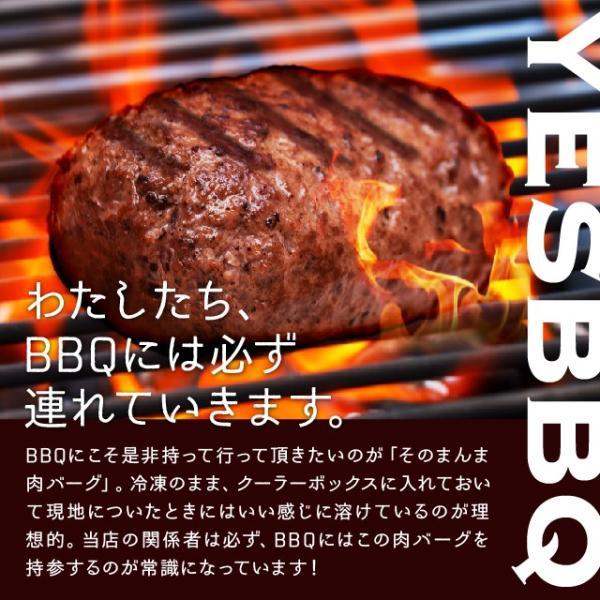 ハンバーグ 冷凍 The Oniku ザ・お肉 そのまんま肉バーグ 180g×3 牛肉 ハンバーグ お取り寄せ ギフト セット 冷凍 レトルト 業務用 訳あり わけあり|niku-donya|10