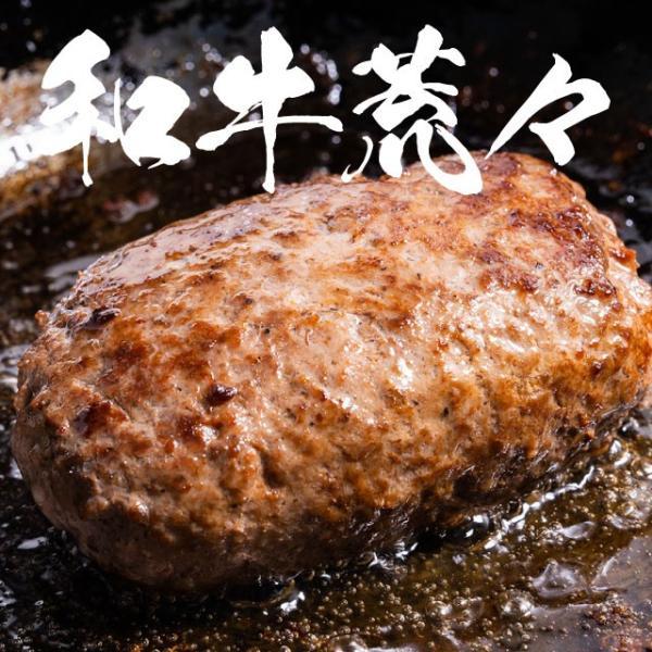 黒毛和牛100% 特製肉バーグ [TheOniku] 大人気そのまんま肉バーグの原料を黒毛和牛にした特別品!黒毛和牛の旨味がぎゅっと凝縮|niku-donya|05