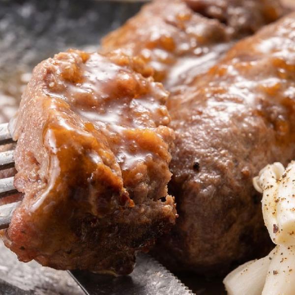 黒毛和牛100% 特製肉バーグ [TheOniku] 大人気そのまんま肉バーグの原料を黒毛和牛にした特別品!黒毛和牛の旨味がぎゅっと凝縮|niku-donya|10
