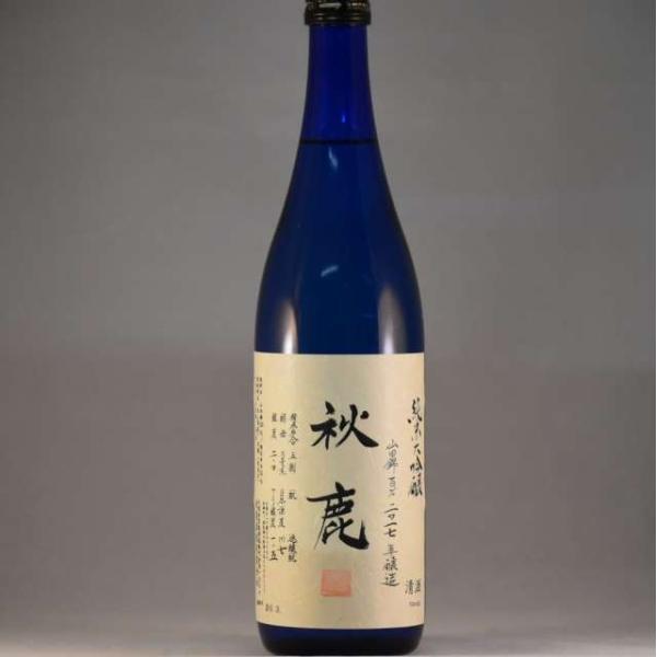 秋鹿 純米大吟醸 50 720ml|niku36835