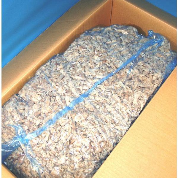 肉かす(天背脂)10kg(送料別)