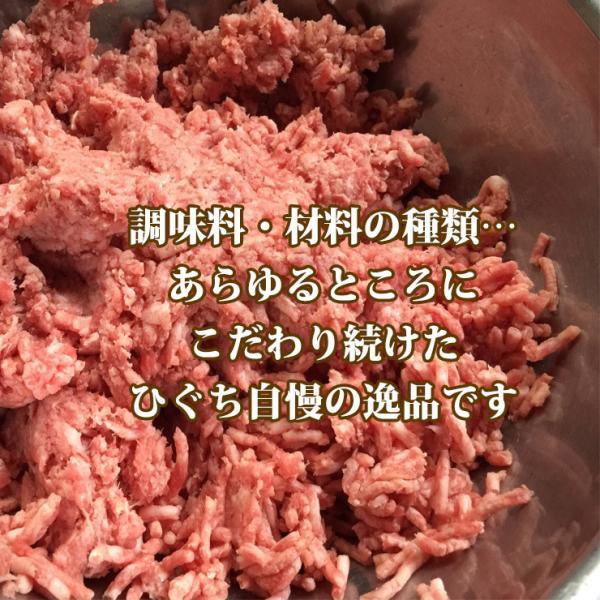 牛肉 和牛 惣菜 ギフト 飛騨牛 肉 生ハンバーグ 120g×6個 まとめ買い 御礼 御祝 内祝 nikunohiguchi-yafuu 05