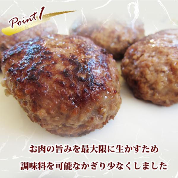 牛肉 和牛 惣菜 ギフト 飛騨牛 肉 生ハンバーグ 120g×6個 まとめ買い 御礼 御祝 内祝 nikunohiguchi-yafuu 06