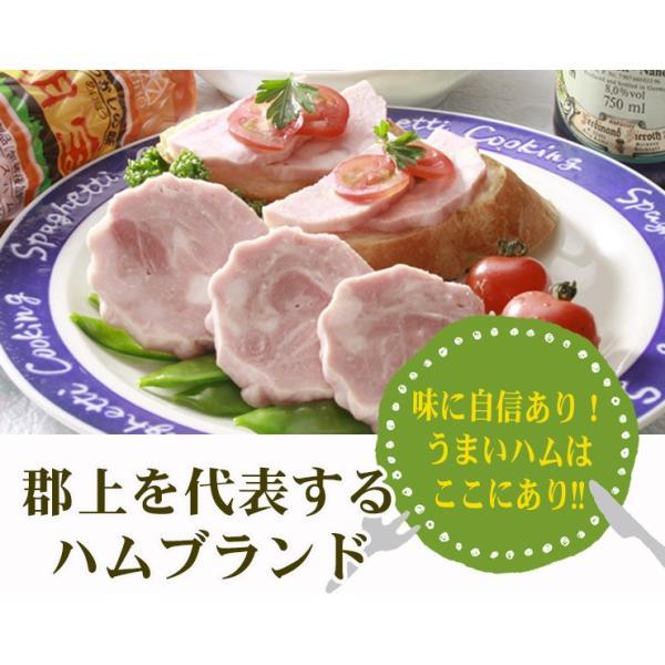 ハム グルメ 瑞峰ハム 360g1本入 名宝ハム|nikunohiguchi-yafuu|04