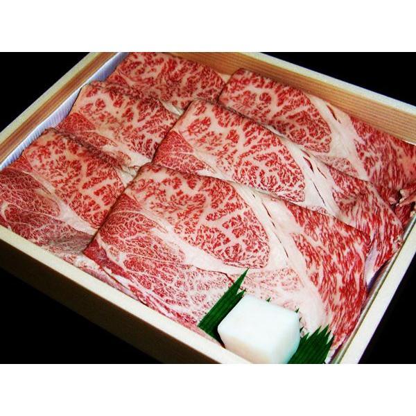 近江牛特選リブロースすき焼き 1kg入り