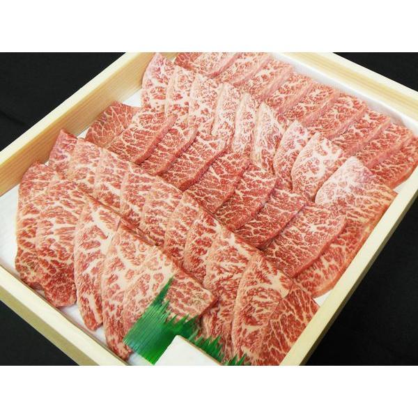 近江牛特選霜降り焼肉 1kg入り