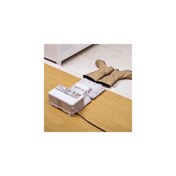 布団乾燥機 / ふとん乾燥機 スマートドライ 象印 ZOJIRUSHI(RF-AC20-WA)ホワイト / マット ホース 不要|nikurasu|03