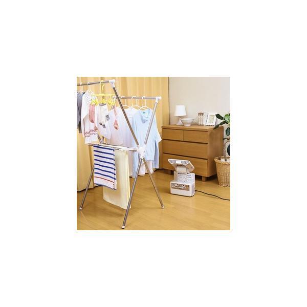 布団乾燥機 / ふとん乾燥機 スマートドライ 象印 ZOJIRUSHI(RF-AC20-WA)ホワイト / マット ホース 不要|nikurasu|04