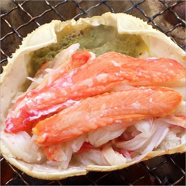 ズワイガニ 甲羅盛り 5個セット(約120g×5個/冷凍) かに カニ 蟹 ギフト お中元 お祝い 贈り物 内祝|nikuyama|02