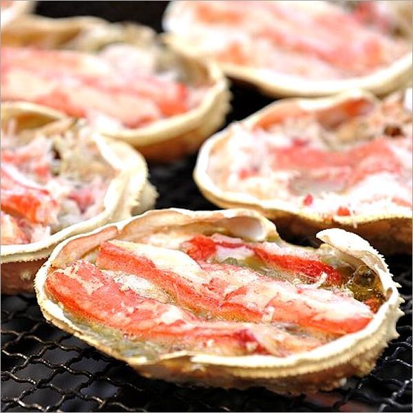 ズワイガニ 甲羅盛り 5個セット(約120g×5個/冷凍) かに カニ 蟹 ギフト お中元 お祝い 贈り物 内祝|nikuyama|05