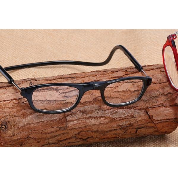 老眼鏡 リーディンググラス 滑り止め付き 軽量 シニアグラス おしゃれ 首かけ老眼鏡 +1.0 +1.5 +2.0 +2.5 +3.0 +3.5 +4.0 男女兼用|niltutyuu|10