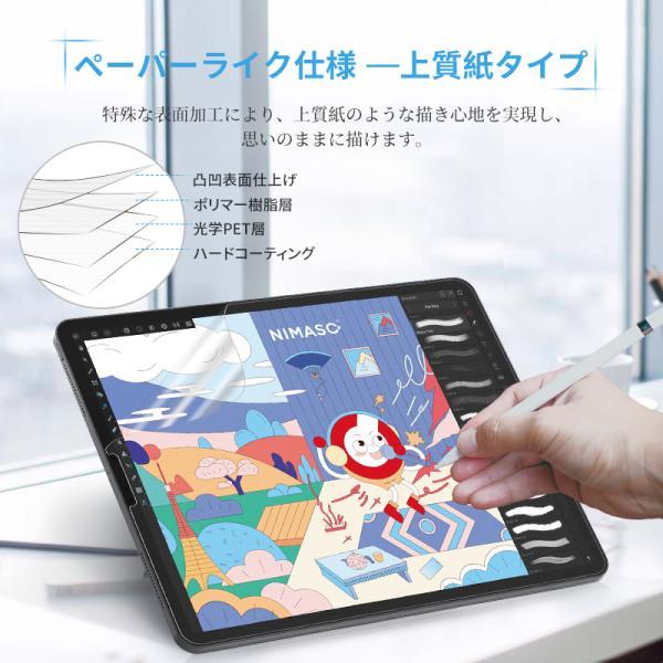 iPad 10.2 ガラスフィルム iPad Pro 9.7 ガラスフィルム iPad Air2 iPad Air New iPad 9.7 ガラスフィルム 第6世代 第5世代 第7世代 気泡ゼロ 硬度9H Nimaso nimaso 08