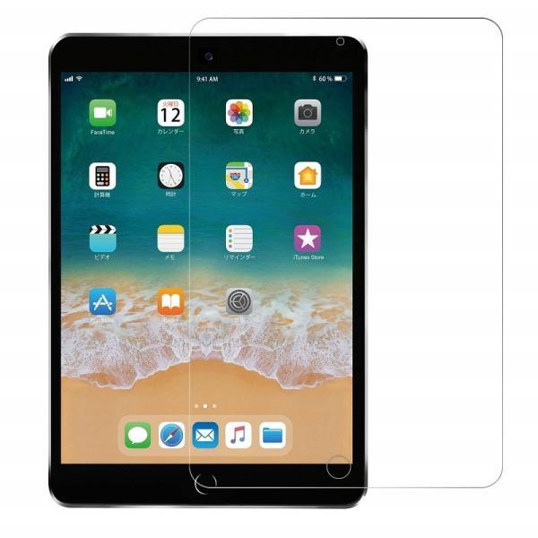 iPad mini4/mini 2019 ガラスフィルム mini5ガラス フィルム 日本製素材旭硝子製 液晶保護フィルム 防爆裂 スクラッチ防止 気泡ゼロ 指紋防止対応 硬度9H nimaso nimaso 02