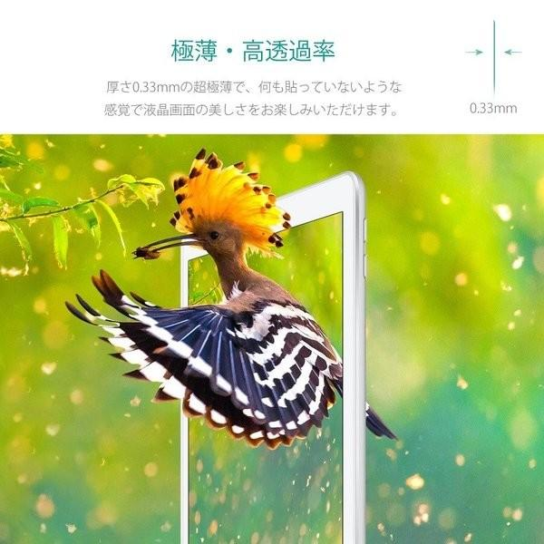 iPad mini4/mini 2019 ガラスフィルム mini5ガラス フィルム 日本製素材旭硝子製 液晶保護フィルム 防爆裂 スクラッチ防止 気泡ゼロ 指紋防止対応 硬度9H nimaso nimaso 06