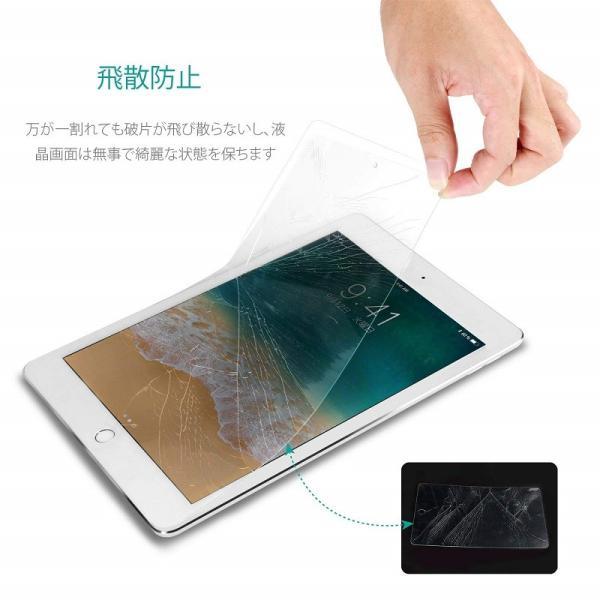 iPad mini4/mini 2019 ガラスフィルム mini5ガラス フィルム 日本製素材旭硝子製 液晶保護フィルム 防爆裂 スクラッチ防止 気泡ゼロ 指紋防止対応 硬度9H nimaso nimaso 08