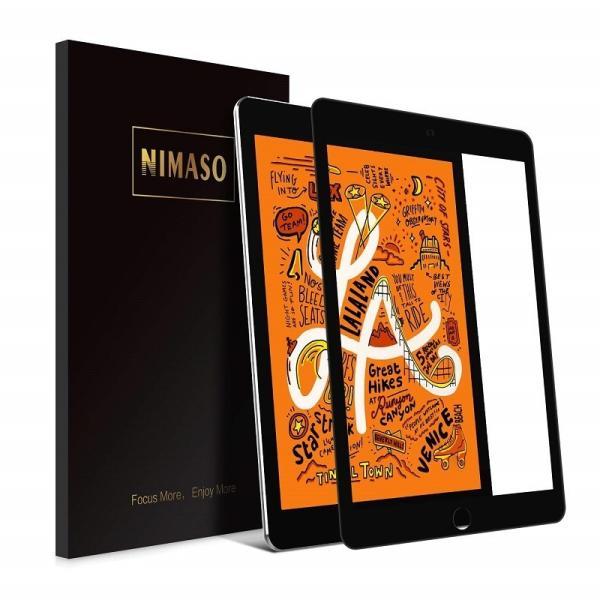 iPad Pro 9.7 ガラスフィルム 2018/2017新型 Air2 Air(2013)New iPad 9.7 iPad Pro 10.5 Air (2019)iPad mini5 mini4 ガラスフィルム 全面保護  Nimaso|nimaso|02