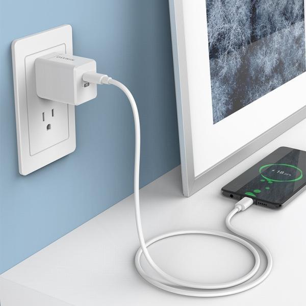 USB C PD充電器 18W急速充電 折畳式プラグ iPad iPad Pro iPhone 11 11 Pro 11 Pro Max XS XS Max XR X Galaxy S10 S9 Xperia XZ1その他USB-C機器対応 Nimaso|nimaso|06