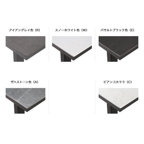 綾野製作所 NEOTH ネオス ダイニングテーブル 幅180 セラミック天板 スクエア脚タイプ|nimus|09