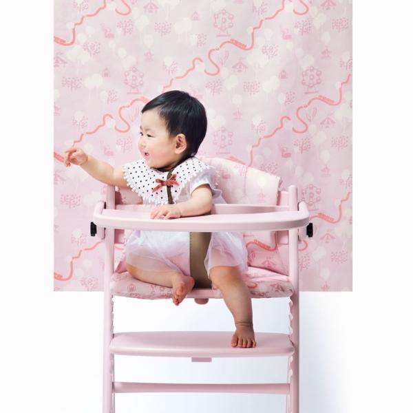 アッフルチェア テーブル付 大和屋 yamatoya ベビーチェア affel chair nimus 11