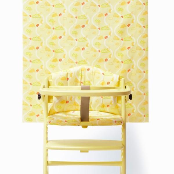 アッフルチェア テーブル付 大和屋 yamatoya ベビーチェア affel chair nimus 13