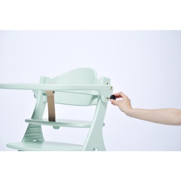 アッフルチェア テーブル付 大和屋 yamatoya ベビーチェア affel chair nimus 14