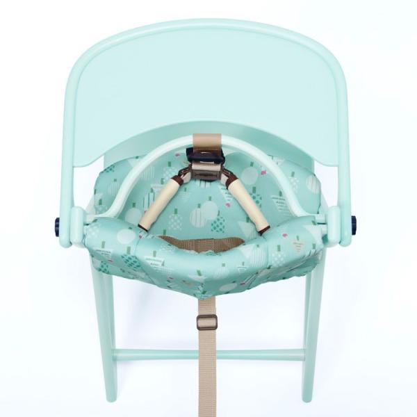 アッフルチェア テーブル付 大和屋 yamatoya ベビーチェア affel chair nimus 04