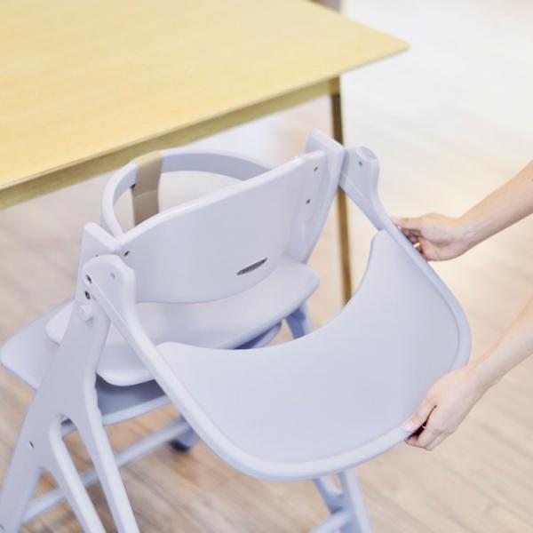 アッフルチェア テーブル付 大和屋 yamatoya ベビーチェア affel chair nimus 07
