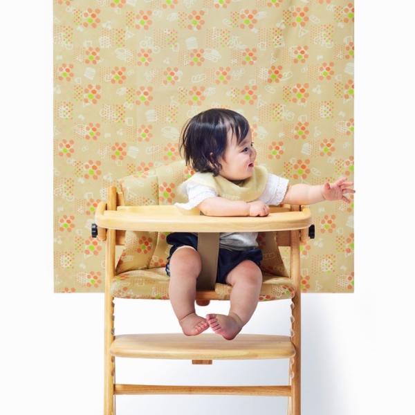アッフルチェア テーブル付 大和屋 yamatoya ベビーチェア affel chair nimus 08