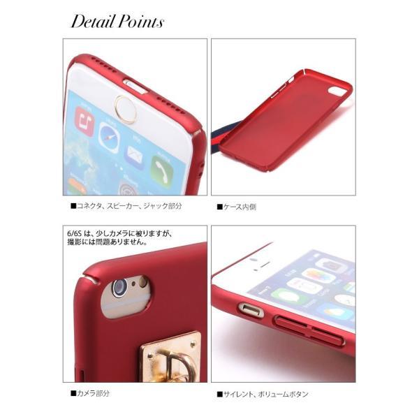 スマホケース アイフォンケース iphone8/7/6s/6対応 スタッズベルトiphoneケース|nina-happy-casual|04