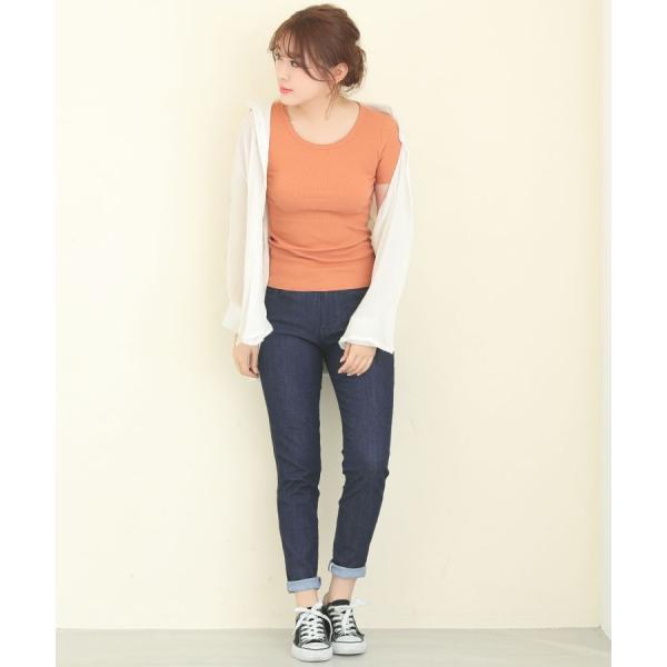 シャツ トップス レディース シンプル オーバーサイズ ガーゼシャツ(ホワイト/ベージュ/ブラック)春|nina-happy-casual|09