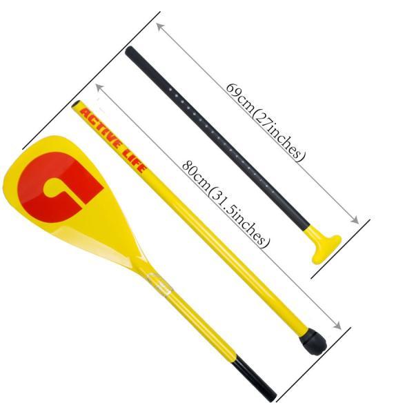 AKUA(アクア)カーボン パドル 3ピース for スタンドアップパドル ボード|ninehills|04
