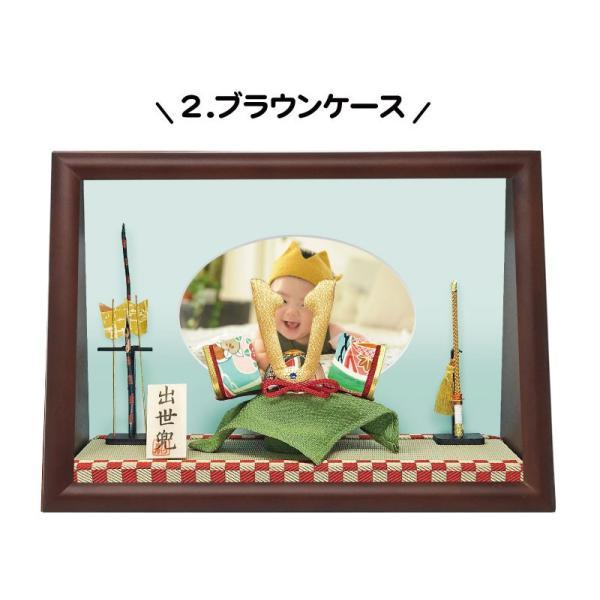 五月人形 コンパクト 兜ケース飾り 兜飾り アクリルケース オルゴール付 端午の節句 5月人形【2018年度新作】kabuto-49|ningyohonpo|07