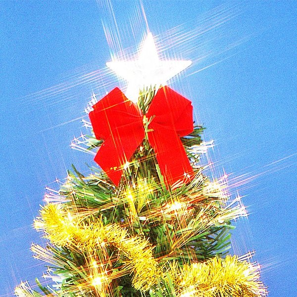 クリスマスツリー 北欧 90cmファイバーツリーセット 飾り ningyohonpo 03