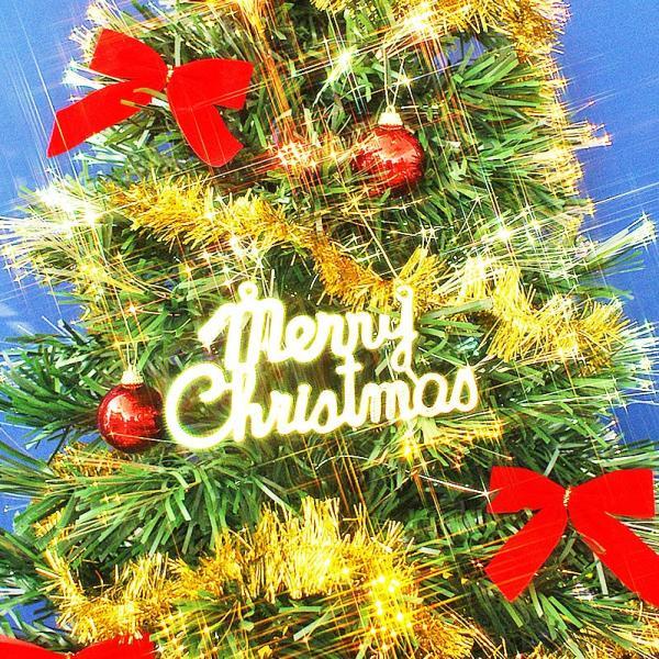 クリスマスツリー 北欧 90cmファイバーツリーセット 飾り ningyohonpo 04