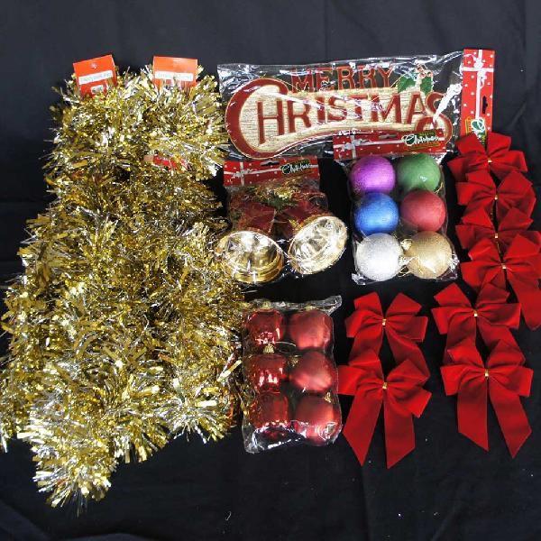 クリスマスツリー 北欧 ファイバーツリー 210cmグリーンファイバーツリーセット12 マルチLED54球付 飾り|ningyohonpo|05