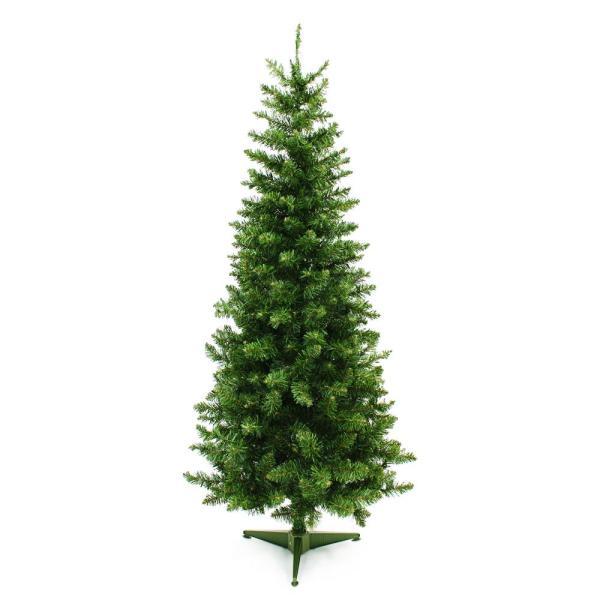 クリスマスツリー 北欧 スリムツリー150cm 飾り|ningyohonpo|02