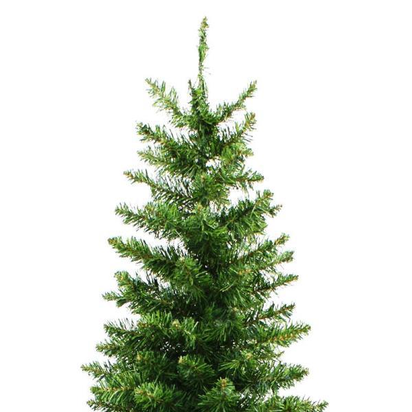クリスマスツリー 北欧 スリムツリー150cm 飾り|ningyohonpo|03