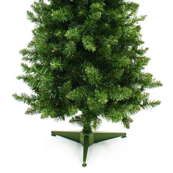 クリスマスツリー 北欧 スリムツリー150cm 飾り|ningyohonpo|04