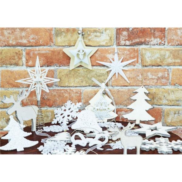 クリスマスツリー 180cm おしゃれ 北欧 SCANDINAVIAN ドイツトウヒツリーセット 飾り|ningyohonpo|06