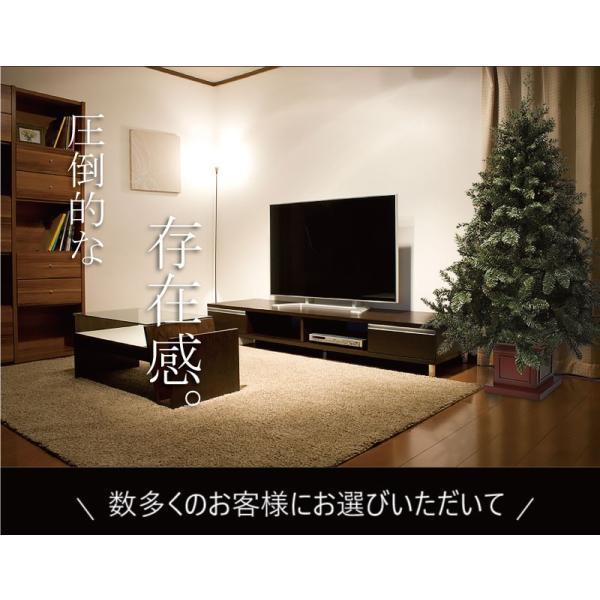 クリスマスツリー ウッドベースツリー 150cm ポット|ningyohonpo|03