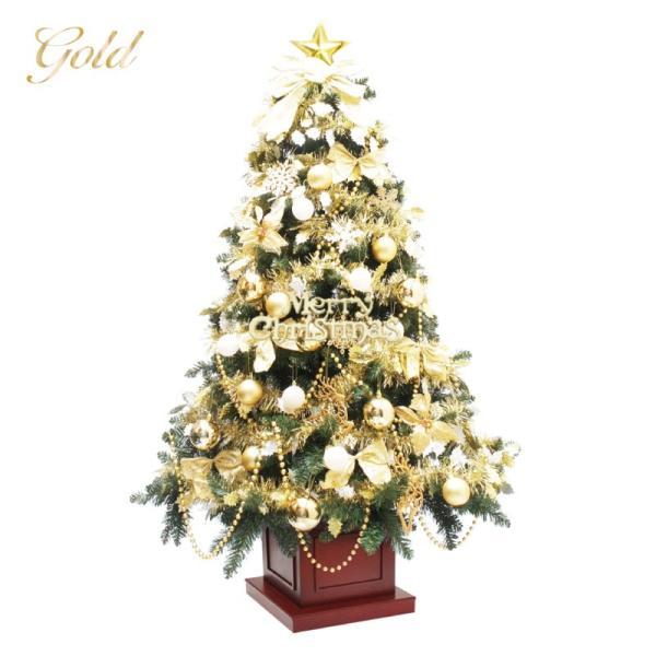 クリスマスツリー 北欧 ウッドベースツリーセット180cm 木製ポットツリー 飾り|ningyohonpo|03
